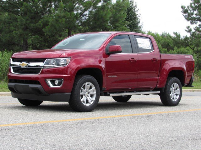2018 Colorado Crew Cab 4x4,  Pickup #H4431 - photo 5