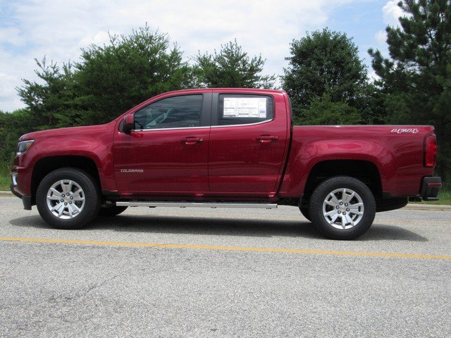 2018 Colorado Crew Cab 4x4,  Pickup #H4431 - photo 7