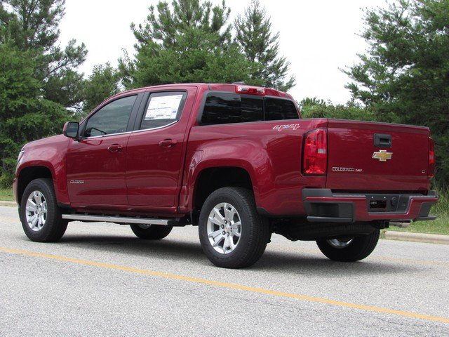 2018 Colorado Crew Cab 4x4,  Pickup #H4431 - photo 8