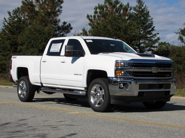 2019 Silverado 2500 Crew Cab 4x4,  Pickup #I4768 - photo 4