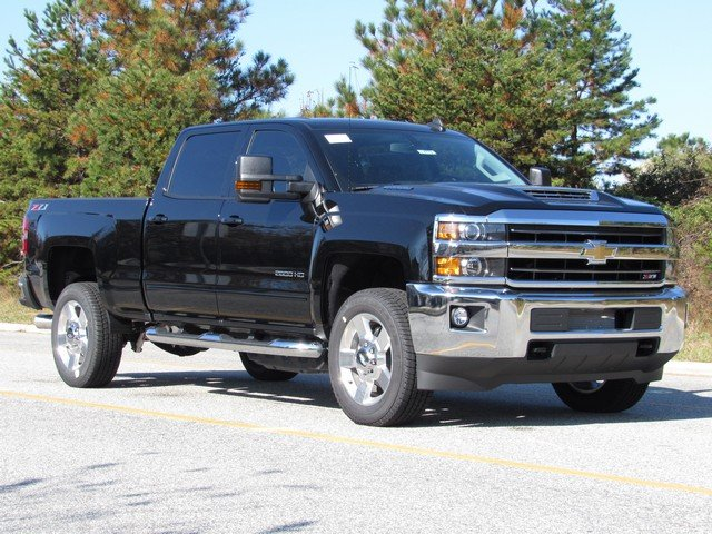 2019 Silverado 2500 Crew Cab 4x4,  Pickup #I4778 - photo 3