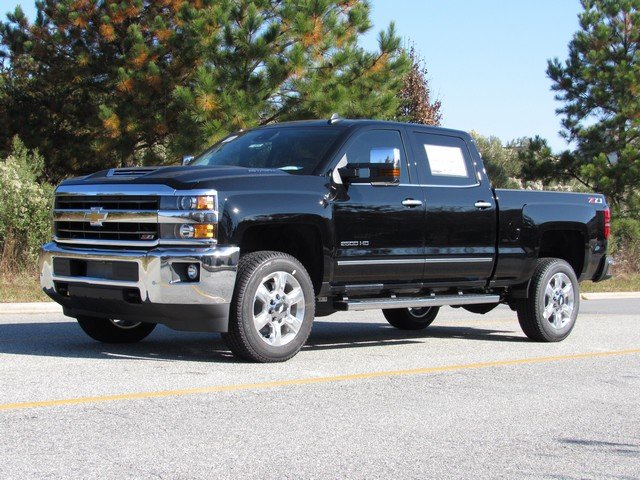 2019 Silverado 2500 Crew Cab 4x4,  Pickup #I4801 - photo 5