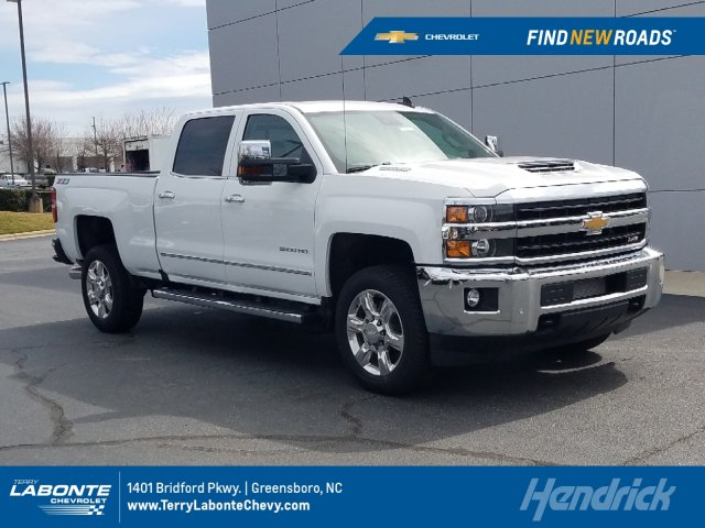 2019 Silverado 2500 Crew Cab 4x4,  Pickup #I4817 - photo 1