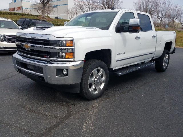 2019 Silverado 2500 Crew Cab 4x4,  Pickup #I4817 - photo 7