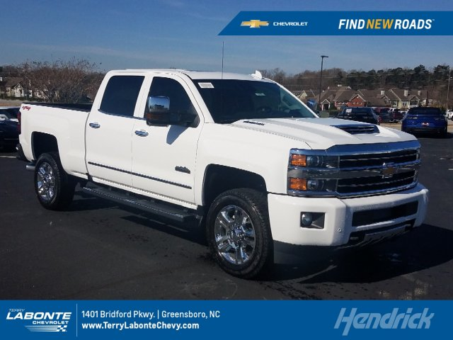 2019 Silverado 2500 Crew Cab 4x4,  Pickup #I5101 - photo 1