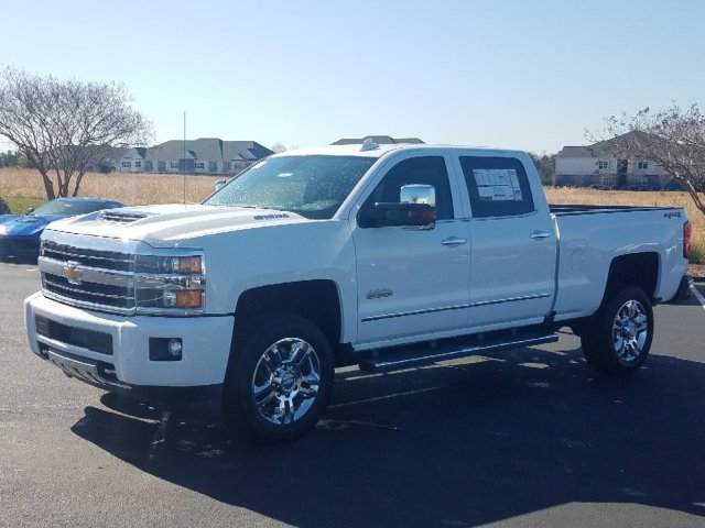 2019 Silverado 2500 Crew Cab 4x4,  Pickup #I5101 - photo 7