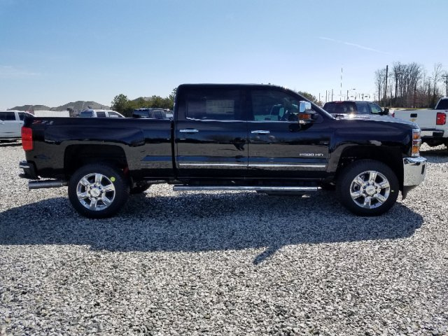 2019 Silverado 2500 Crew Cab 4x4,  Pickup #I5138 - photo 3
