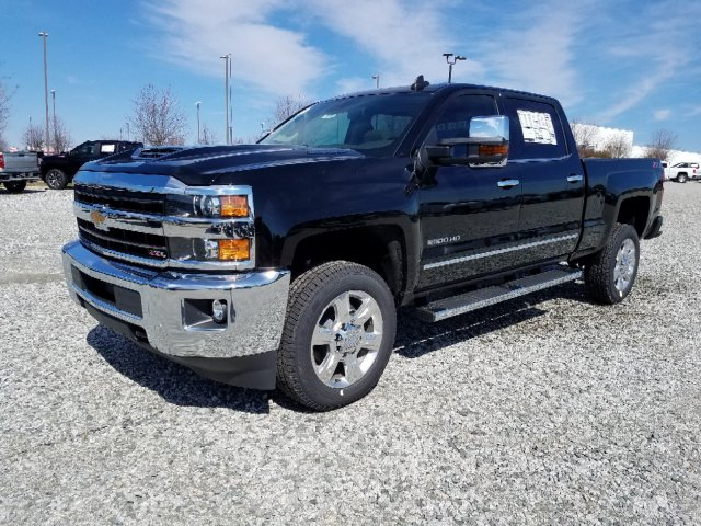 2019 Silverado 2500 Crew Cab 4x4,  Pickup #I5138 - photo 7