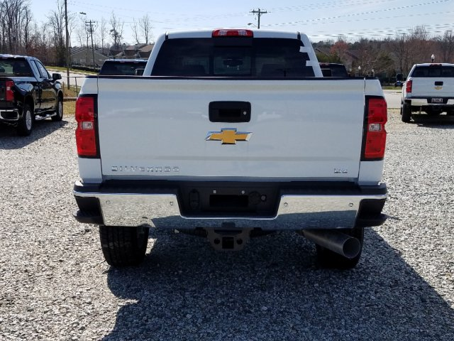 2019 Silverado 2500 Crew Cab 4x4,  Pickup #I5160 - photo 4