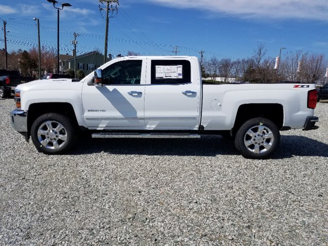 2019 Silverado 2500 Crew Cab 4x4,  Pickup #I5160 - photo 6