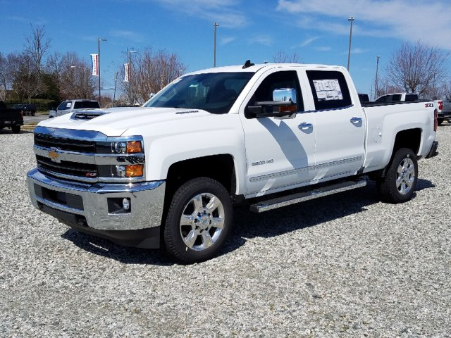 2019 Silverado 2500 Crew Cab 4x4,  Pickup #I5160 - photo 7