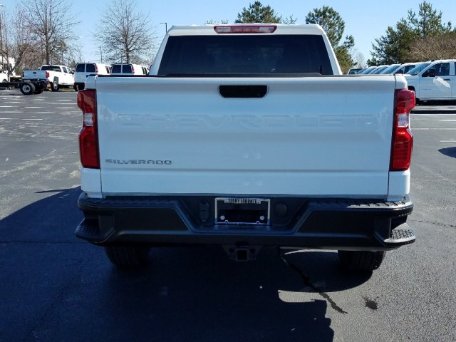 2019 Silverado 1500 Double Cab 4x2,  Pickup #I5179 - photo 4