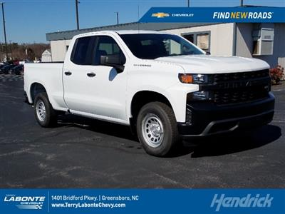 2019 Silverado 1500 Double Cab 4x2,  Pickup #I5179 - photo 1