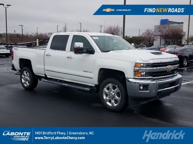 2019 Silverado 2500 Crew Cab 4x4,  Pickup #I5183 - photo 1
