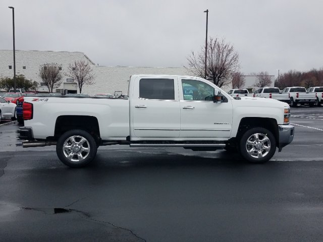 2019 Silverado 2500 Crew Cab 4x4,  Pickup #I5183 - photo 3