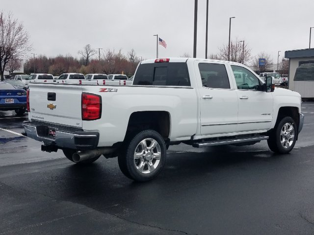 2019 Silverado 2500 Crew Cab 4x4,  Pickup #I5183 - photo 2