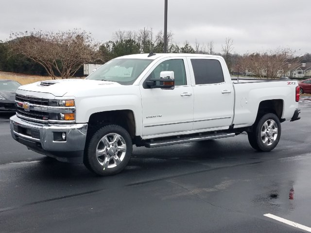 2019 Silverado 2500 Crew Cab 4x4,  Pickup #I5183 - photo 7