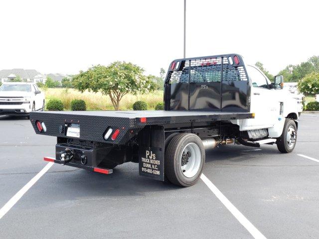 2019 Silverado Medium Duty Regular Cab DRW 4x2, PJ's Platform Body #I5235 - photo 1