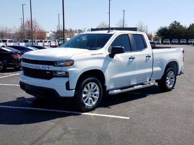 2019 Silverado 1500 Double Cab 4x4,  Pickup #I5423 - photo 7