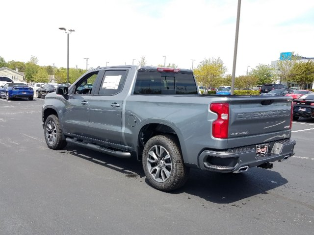 2019 Silverado 1500 Crew Cab 4x4,  Pickup #I5440 - photo 5
