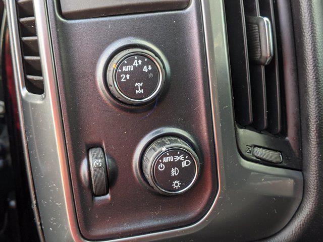 2016 Chevrolet Silverado 1500 Crew Cab 4x4, Pickup #M9114A - photo 17