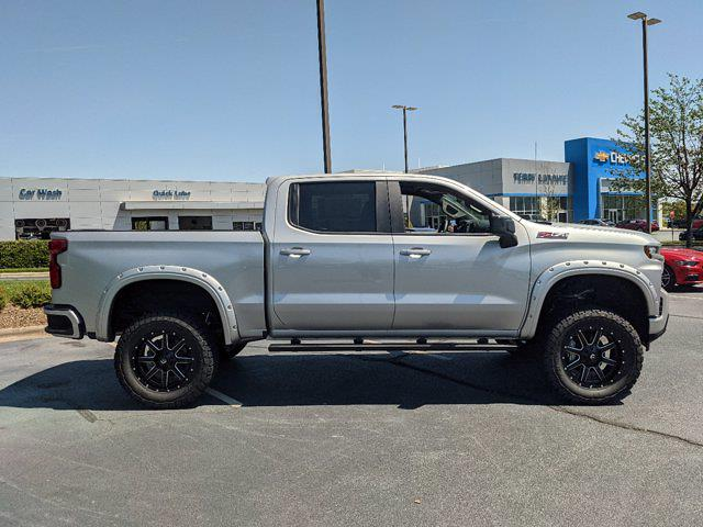 2021 Chevrolet Silverado 1500 Crew Cab 4x4, Pickup #M9157 - photo 3