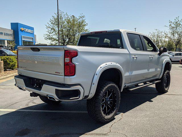 2021 Chevrolet Silverado 1500 Crew Cab 4x4, Pickup #M9157 - photo 2