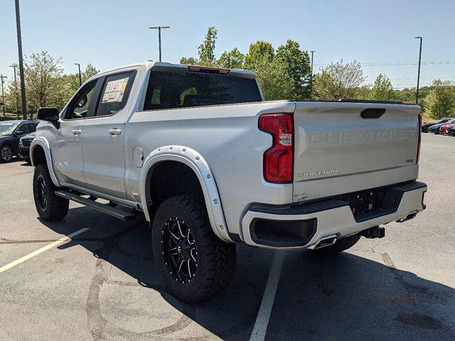 2021 Chevrolet Silverado 1500 Crew Cab 4x4, Pickup #M9157 - photo 5