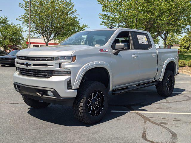 2021 Chevrolet Silverado 1500 Crew Cab 4x4, Pickup #M9157 - photo 7
