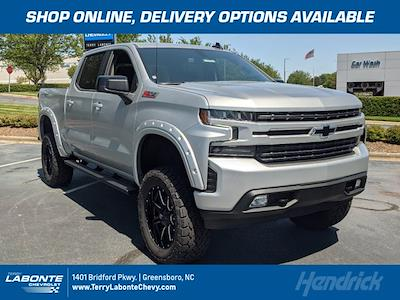 2021 Chevrolet Silverado 1500 Crew Cab 4x4, Pickup #M9157 - photo 1