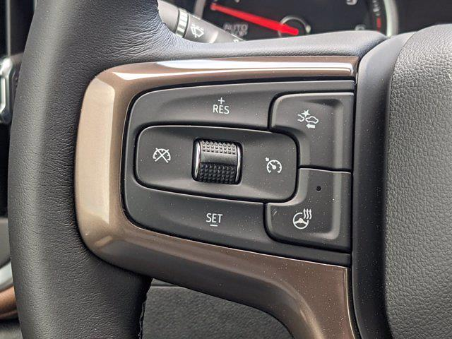 2021 Chevrolet Silverado 1500 Crew Cab 4x4, Pickup #M9228 - photo 17