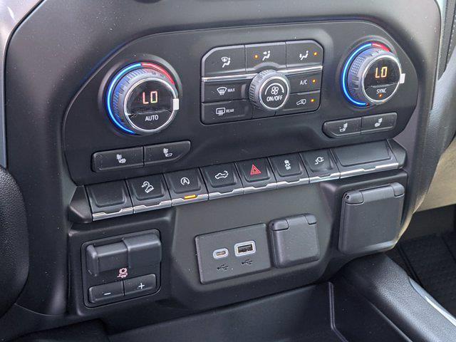 2021 Chevrolet Silverado 1500 Crew Cab 4x4, Pickup #M9310 - photo 19