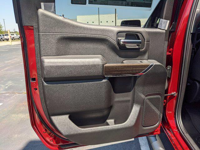 2021 Chevrolet Silverado 1500 Crew Cab 4x4, Pickup #M9310 - photo 20