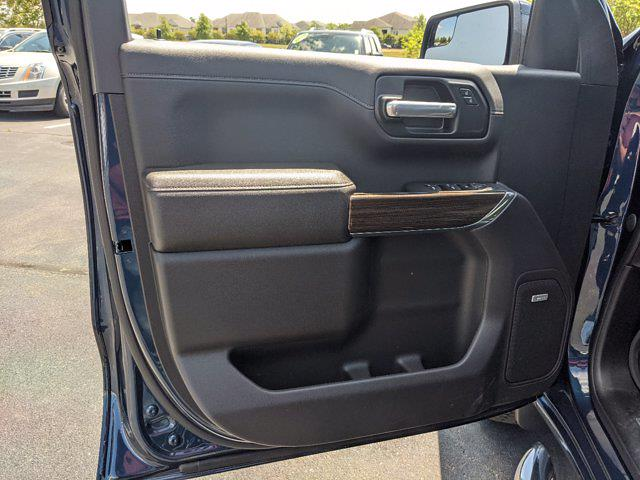 2021 Chevrolet Silverado 1500 Crew Cab 4x4, Pickup #M9312 - photo 11
