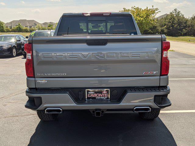 2021 Chevrolet Silverado 1500 Crew Cab 4x4, Pickup #M9314 - photo 4