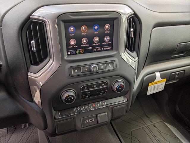 2021 Chevrolet Silverado 1500 Crew Cab 4x4, Pickup #M9341 - photo 19