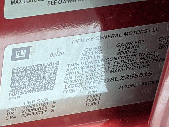 2020 Chevrolet Silverado 1500 Crew Cab 4x4, Pickup #M9518A - photo 48