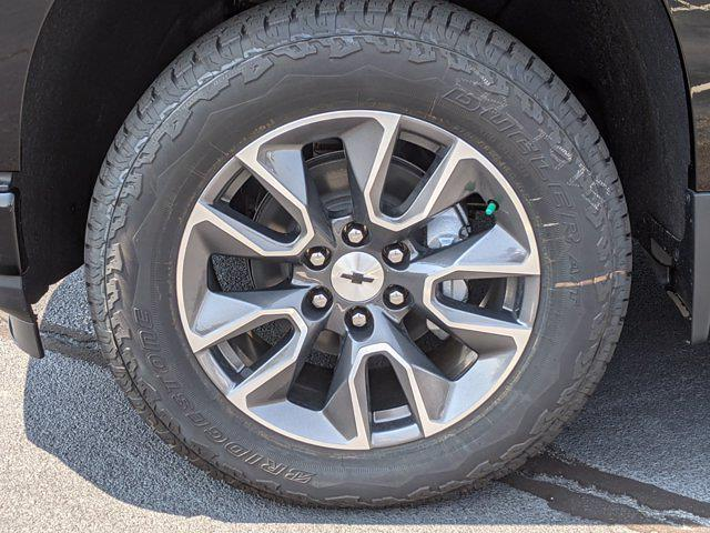 2021 Chevrolet Silverado 1500 Crew Cab 4x4, Pickup #M9638 - photo 10