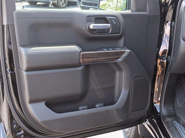 2021 Chevrolet Silverado 1500 Crew Cab 4x4, Pickup #M9638 - photo 11
