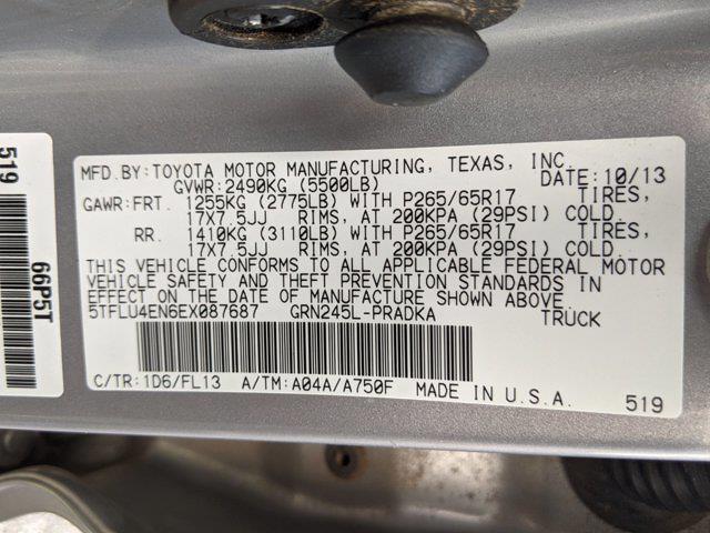 2014 Tacoma Double Cab 4x4,  Pickup #M9747A - photo 31