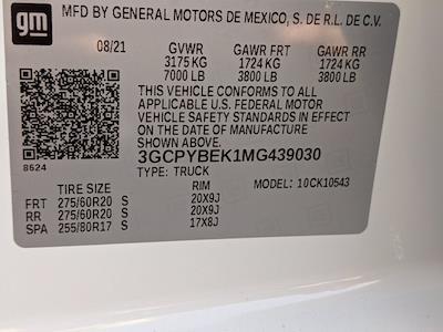 2021 Silverado 1500 Crew Cab 4x4,  Pickup #M9760 - photo 32