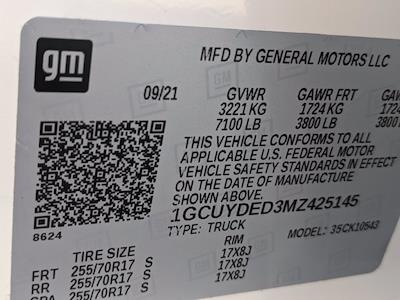 2021 Silverado 1500 Crew Cab 4x4,  Pickup #M9817 - photo 32