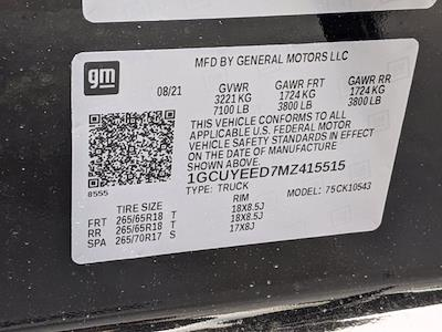 2021 Silverado 1500 Crew Cab 4x4,  Pickup #M9827 - photo 32