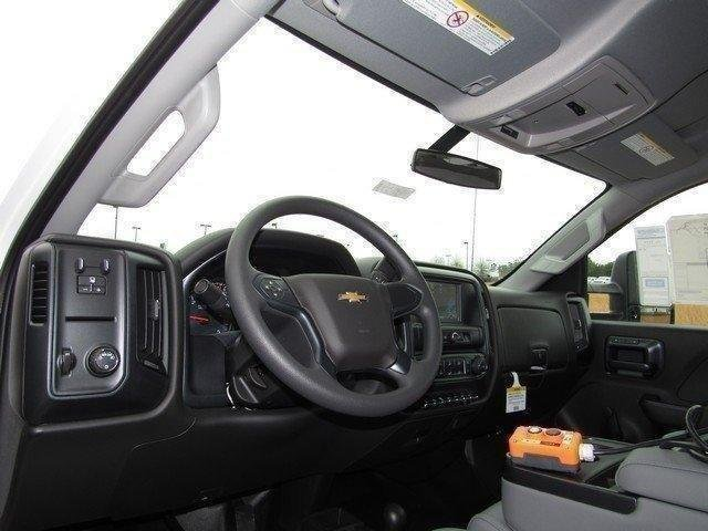2017 Silverado 3500 Regular Cab DRW 4x4,  Knapheide Platform Body #MG3859 - photo 12