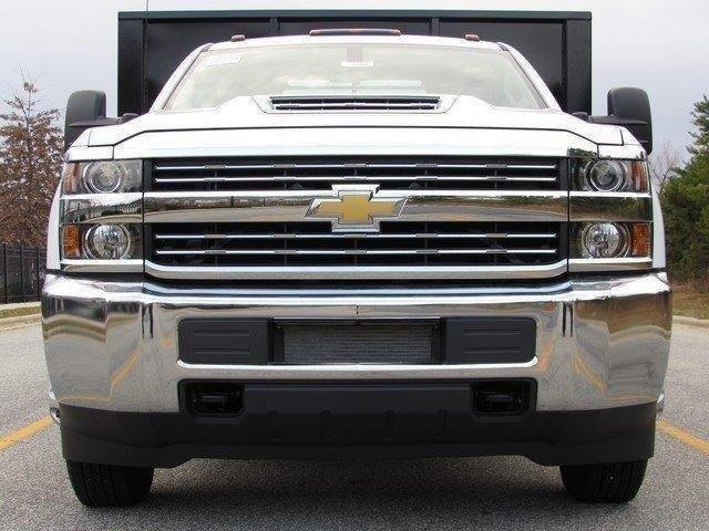 2017 Silverado 3500 Regular Cab DRW 4x2,  Freedom Platform Body #MG3950 - photo 3