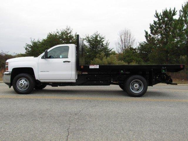 2017 Silverado 3500 Regular Cab DRW 4x2,  Freedom Platform Body #MG3950 - photo 5