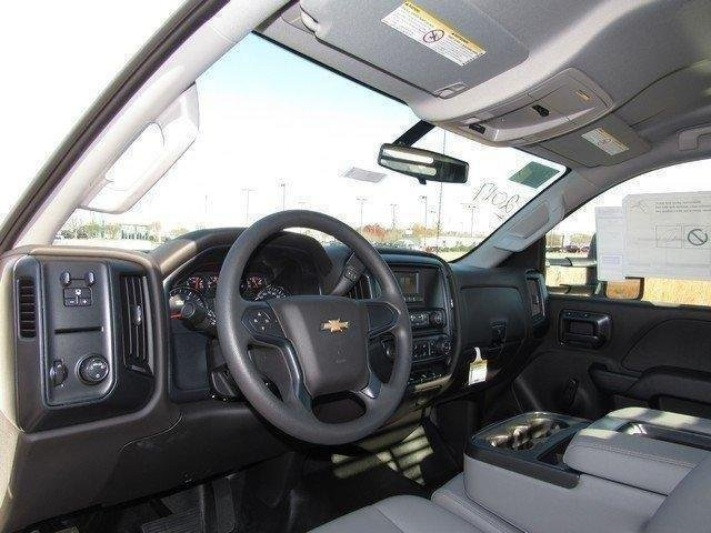 2017 Silverado 3500 Regular Cab DRW 4x2,  Freedom Platform Body #MG3965 - photo 10