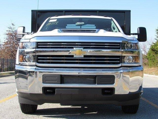2017 Silverado 3500 Regular Cab DRW 4x2,  Freedom Platform Body #MG3965 - photo 3