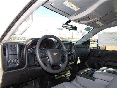 2017 Silverado 3500 Regular Cab DRW 4x2,  Freedom Workhorse Platform Body #MG3965 - photo 10