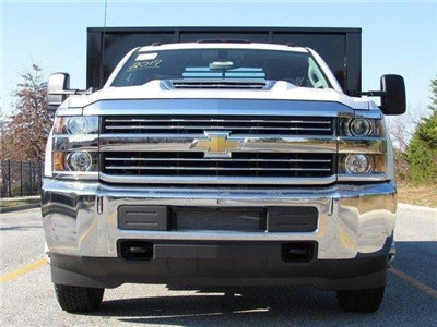 2017 Silverado 3500 Regular Cab DRW 4x2,  Freedom Workhorse Platform Body #MG3965 - photo 3